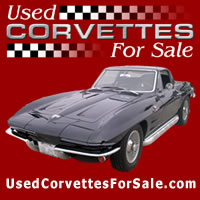 Sample Corvette For Sale Ad
