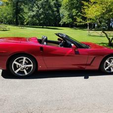 2008 Chev Corvette