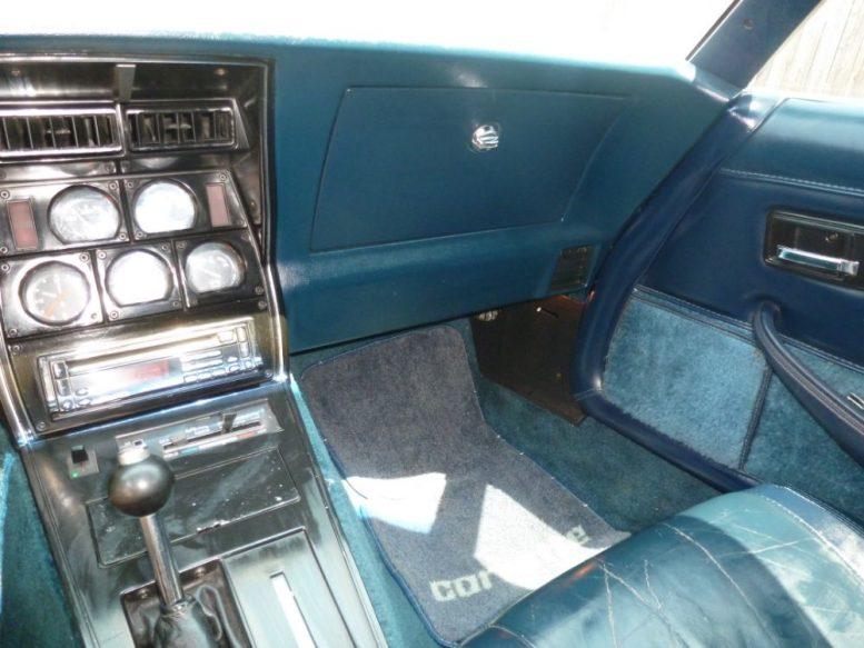 1979 Midnight Blue Corvette for sale for sale - Corvette Trader