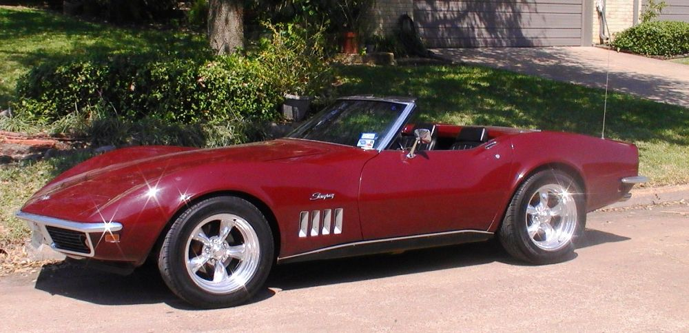 Corvette Trader Classifieds
